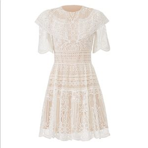 Boho or Modern Victorian Lace Dress